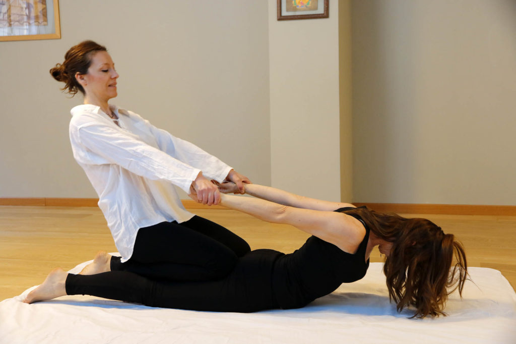 shiatsu,discipine olistiche, hatha yoga, linfodrenaggio manuale